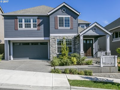 Portland Single Family Home For Sale: 5832 NW Bannister Dr