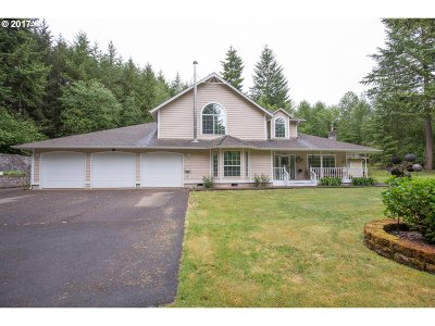Brush Prairie WA Single Family Home Sold: $561,400