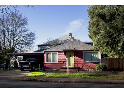 Eugene OR Single Family Home For Sale: $222,000