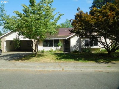 Milwaukie, Gladstone Single Family Home For Sale: 7529 SE Lillian Ave