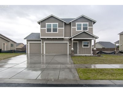 Hermiston Single Family Home For Sale: 2330 NW Eucalyptus