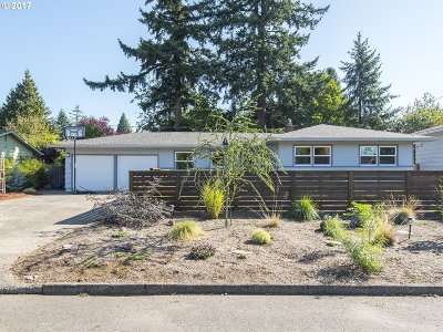 Single Family Home For Sale: 154 SE 111th Ave