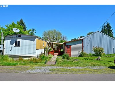 Scio Single Family Home Sold: 38901 SW Highway 226