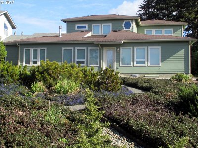 Bandon Single Family Home For Sale: 1100 Three Wood Dr