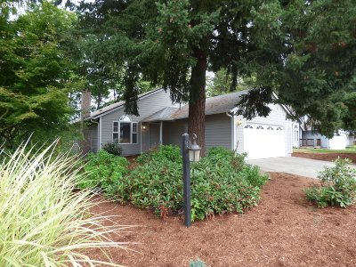 Stayton Single Family Home For Sale: 545 Mill Stream Woods