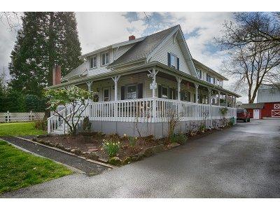 Sandy Single Family Home For Sale: 36980 SE Hauglum Rd