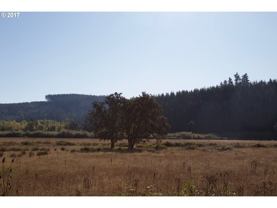 Lorane Residential Lots & Land For Sale: Siuslaw River Rd #Lot C