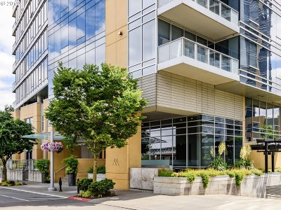 Johns Landing, Johns Landing & Fulton Park, South Waterfront Condo/Townhouse For Sale: 0836 SW Curry St #1206