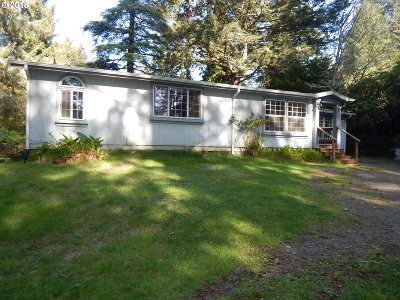 Florence Single Family Home For Sale: 83411 Clear Lake Rd