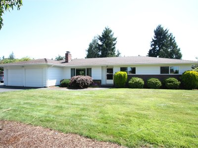 Canby Single Family Home Sold: 30870 S Highway 170