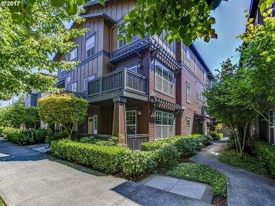 Beaverton Condo/Townhouse For Sale: 1080 SW 170th Ave #100