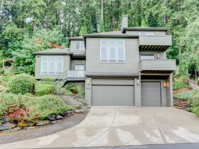 West Linn Single Family Home For Sale: 2638 Pimlico Dr