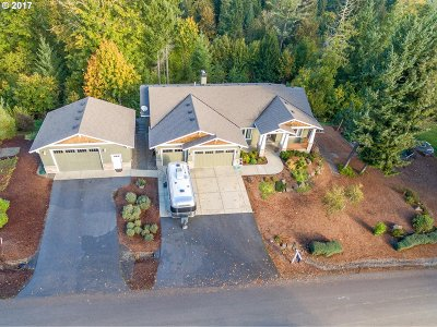 Scappoose Single Family Home For Sale: 31405 Briarwood Dr
