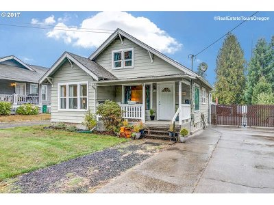 Hillsboro, Cornelius, Forest Grove Single Family Home For Sale: 1543 Pacific Ave