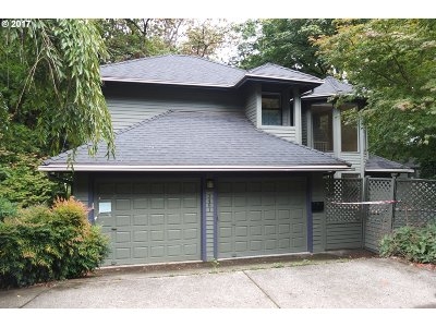 Single Family Home For Sale: 3481 NW Thurman St