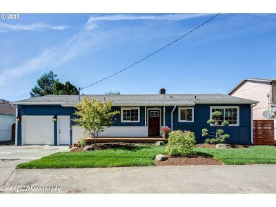 Single Family Home For Sale: 2813 SE 92nd Ave