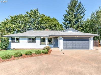 Oregon City, Beavercreek Single Family Home For Sale: 19089 Central Point Rd