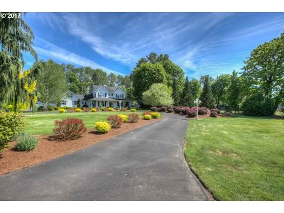 Scio Single Family Home Sold: 38915 Stayton Scio Rd