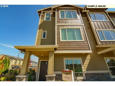 Portland Single Family Home For Sale: 14906 NW Orchid St #4.1