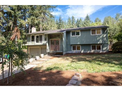 Single Family Home For Sale: 7520 SE Barbara Welch Rd