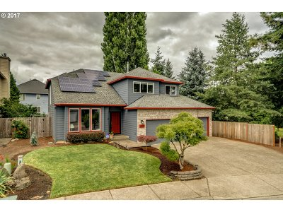 Beaverton OR Single Family Home For Sale: $525,000