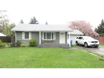 Single Family Home For Sale: 134 SE 127th Ave