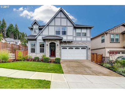 Beaverton, Aloha Single Family Home For Sale: 20318 SW Cassandra Ln