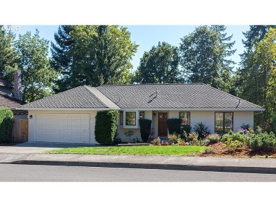 Beaverton Single Family Home For Sale: 6743 SW 162nd Dr