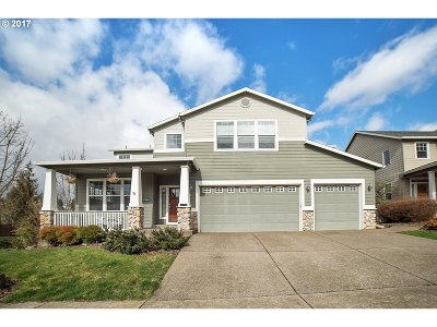 Tualatin Single Family Home For Sale: 10789 SW Clear St