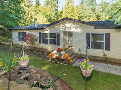 Cottage Grove, Creswell Single Family Home For Sale: 31451 Cedar Creek Rd