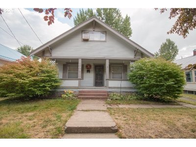 la grande Single Family Home For Sale: 1604 M Ave