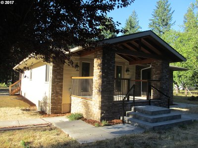 Single Family Home For Sale: 16701 S Redland Rd