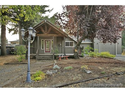Milwaukie Single Family Home For Sale: 5860 SE King Rd