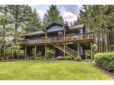 Hillsboro Single Family Home Bumpable Buyer: 21400 NE Bald Peak Rd