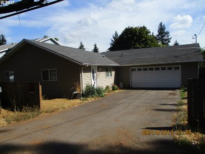 Milwaukie, Gladstone Single Family Home For Sale: 9670 SE 73rd Ave