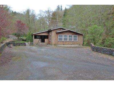Coos Bay Single Family Home For Sale: 96538 Coos Sumner Ln