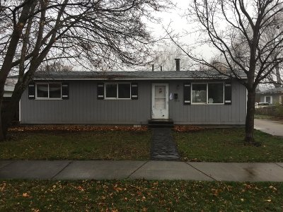 La Grande OR Single Family Home Sold: $85,500
