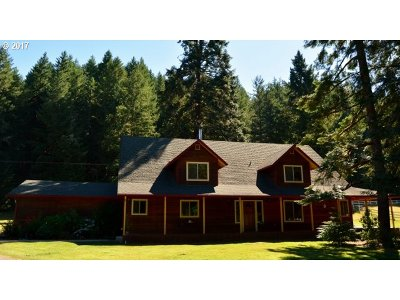 Cottage Grove, Creswell Single Family Home For Sale: 787 Territorial Hwy