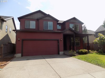 Eugene Single Family Home For Sale: 619 Jacquelyn Ct