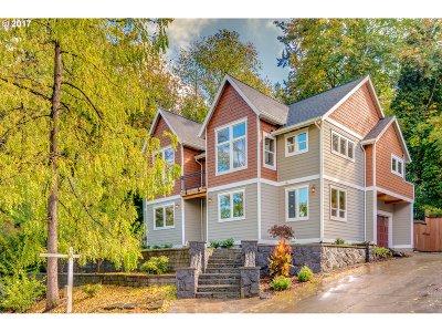 Lake Oswego Single Family Home For Sale: 718 Maple St