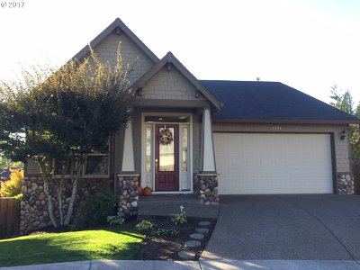 Washougal Single Family Home For Sale: 3502 Z St