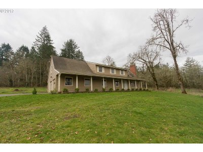 Scio Single Family Home Sold: 40540 Cole School Rd