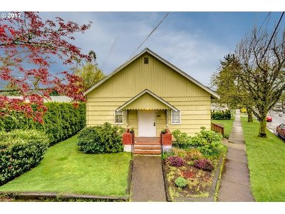 Newberg, Dundee Single Family Home For Sale: 100 E 5th St
