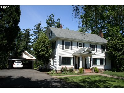 Aurora Single Family Home Sold: 19861 Boones Ferry Rd
