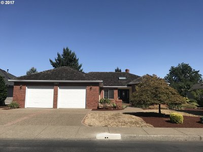 Keizer Single Family Home Sold: 6438 Crampton Dr
