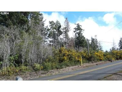 Bandon Residential Lots & Land For Sale: Bills Cr Rd