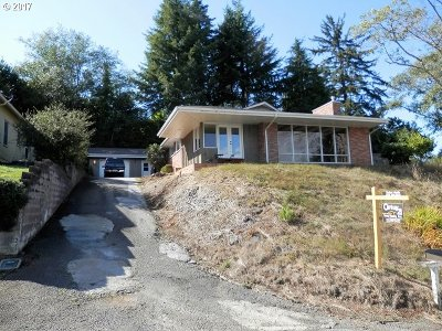 Coos Bay Single Family Home For Sale: 333 N 12th