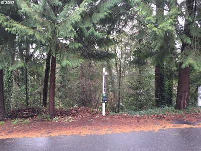 Portland Residential Lots & Land For Sale: SW 62nd Dr