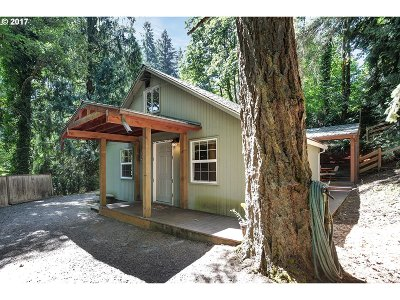 Portland Single Family Home For Sale: 16725 NW Wapato Ave
