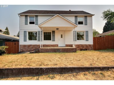 Vancouver WA Single Family Home Sold: $262,000